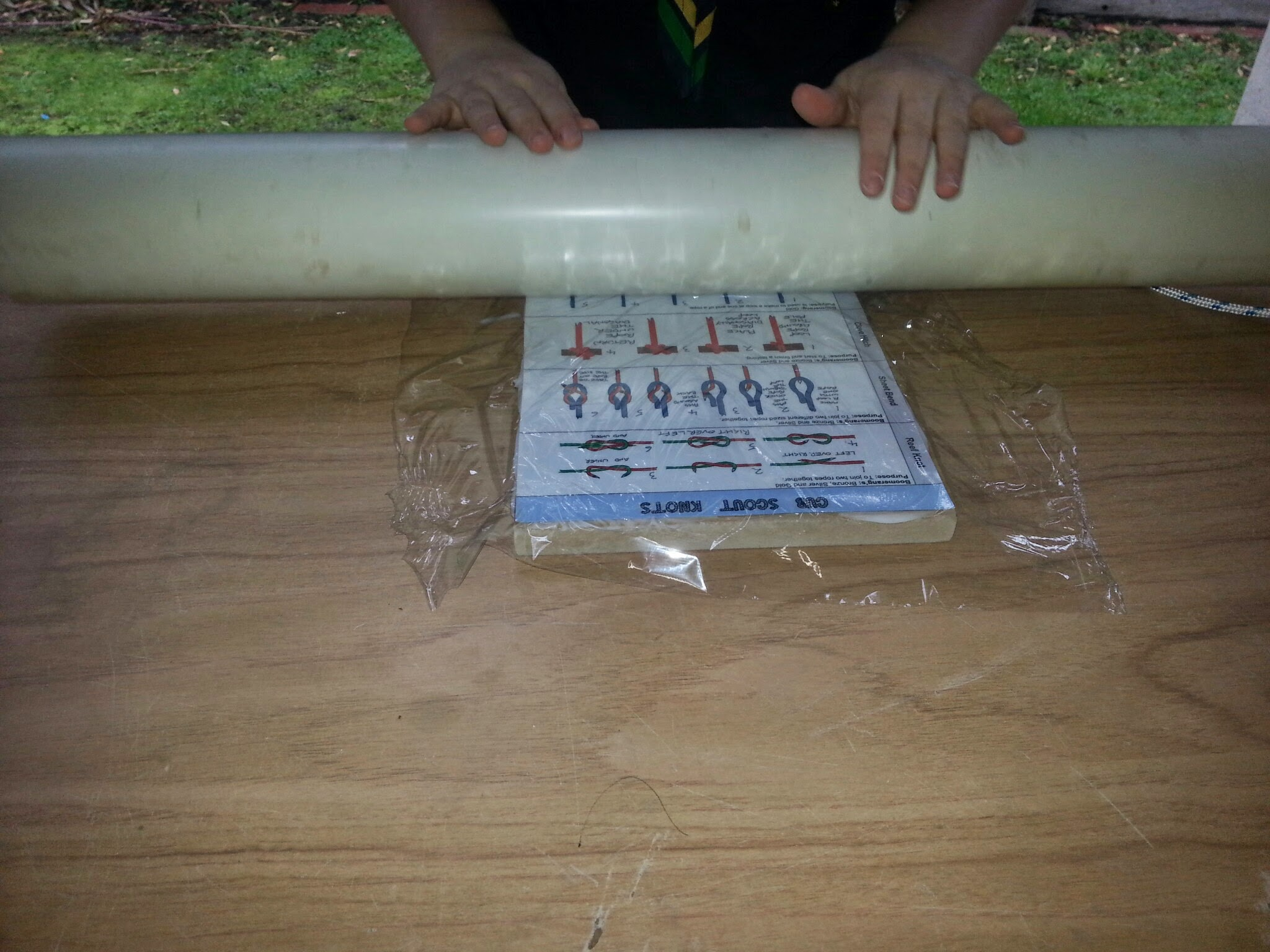 Picture of Knot Instruction Sheets