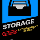 NES Cartridge Hard Drive and Console Dock