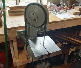 Portable Bandsaw Mount