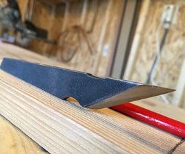 Kiridashi Kogatana Marking Knife - With a BBQ and Grinder