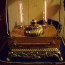 Victorian/Steampunk Mad Scientist Light
