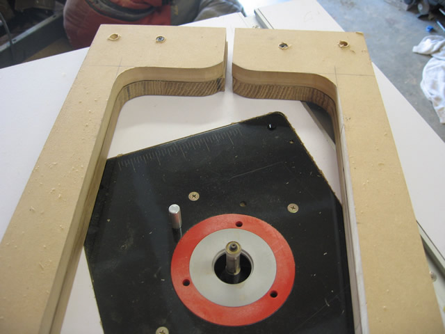Picture of Making Parts With Templates - the Key to Perfection and Repeatability