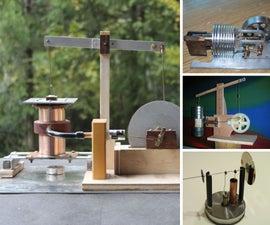 Stirling Engines