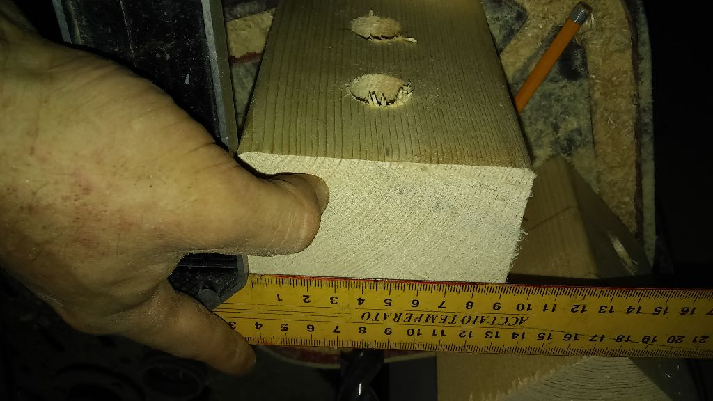 Picture of Marking Holes