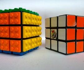 Rubik's Lego cube