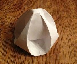 Design-it-Yourself Tato Origami