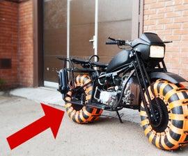 Improvised Wheel