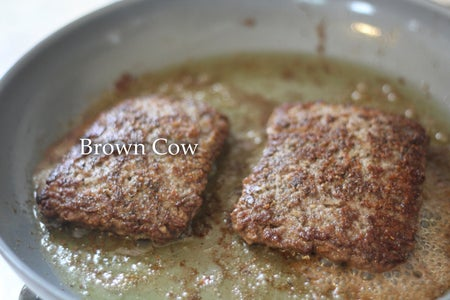 Cooking the Beef