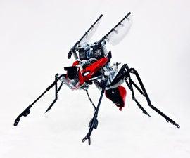 The mechanical Bee
