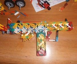 K'nex bullpup bolt action gun instructions