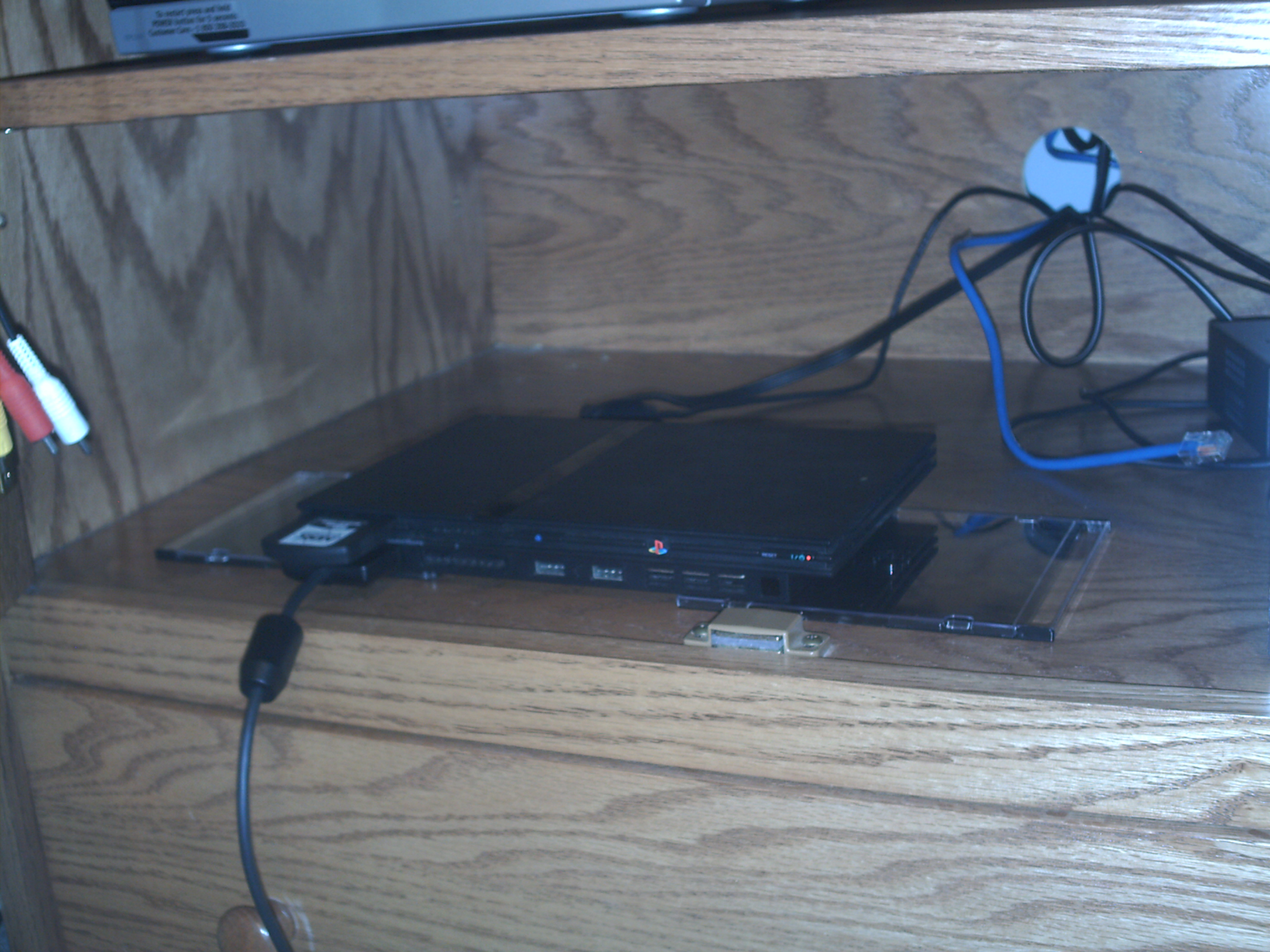 Picture of How to Make a FREE PS2 Stand