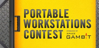 Portable Workstations Contest