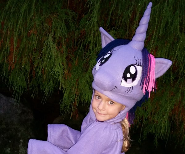 My Little Pony Twilight Sparkle Costume