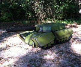 Autobot FURY: My Transforming Transformer Costume
