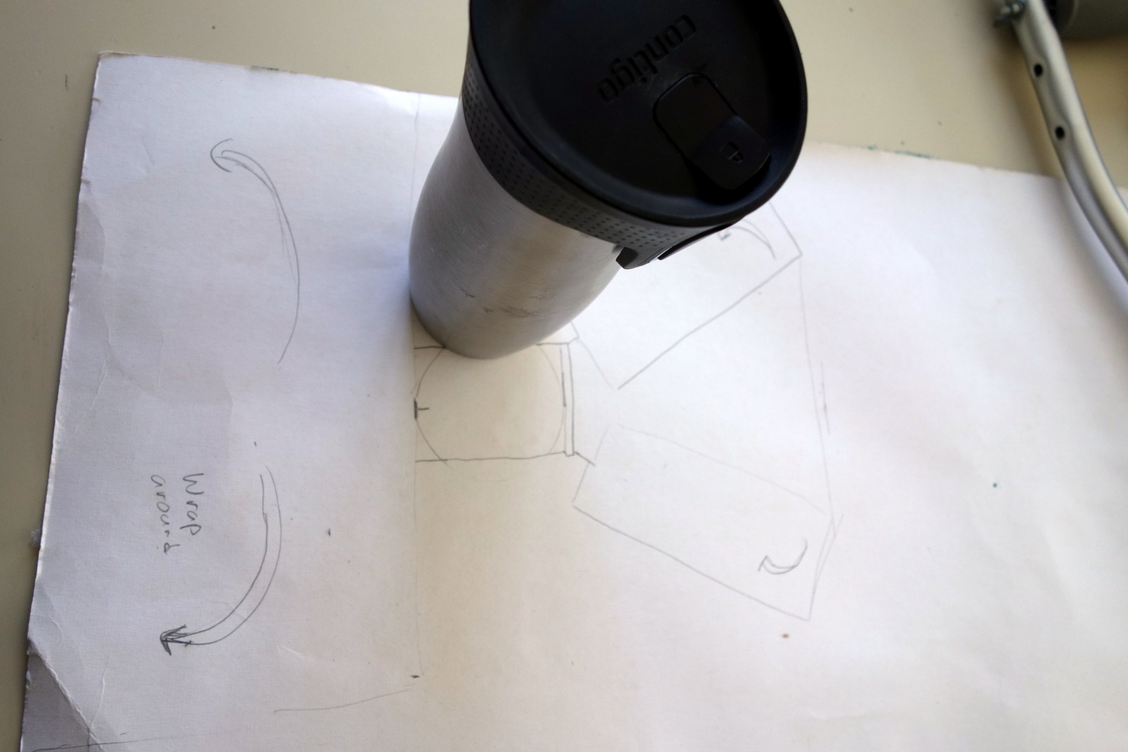 Picture of Paper Template
