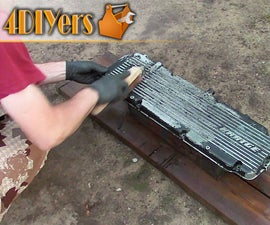How to Strip the Paint From a Valve Cover