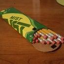 Cardboard Pencil Box