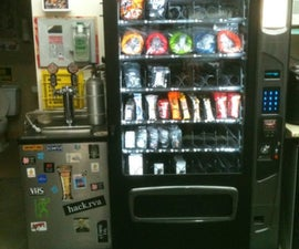 Talking to a Vending Machine MDB With Two Arduinos