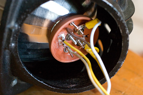 Picture of Install Flash Tube