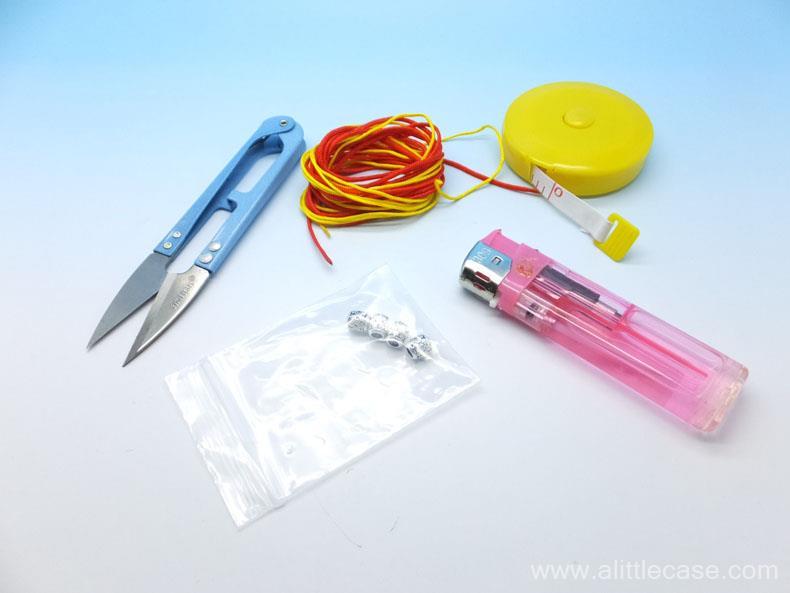 Picture of Prepare the Materials:
