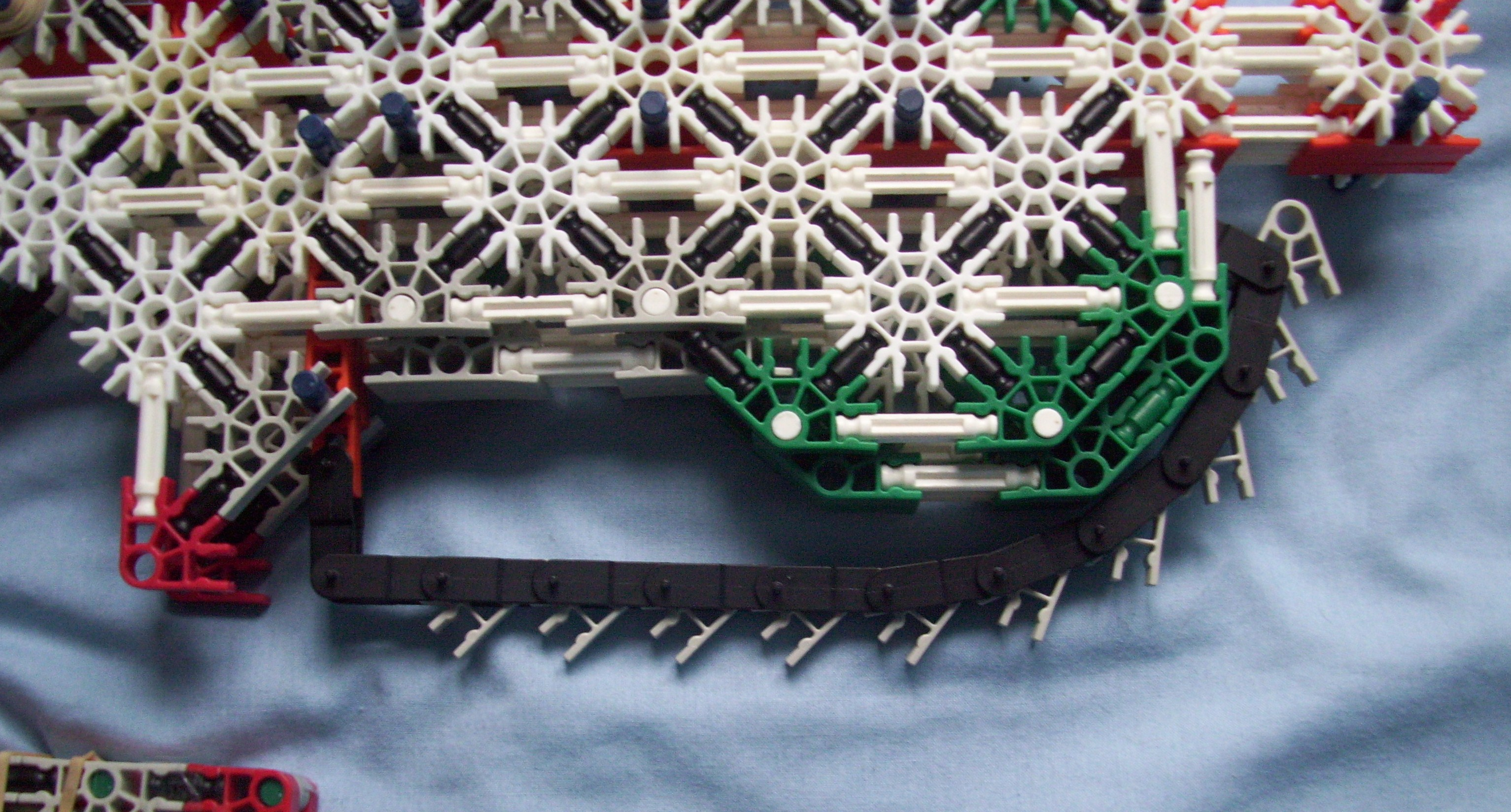 Picture of Knex Lancer