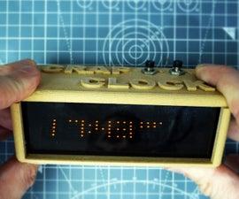 The Not So Crap Clock