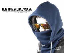 How to Make Balaclava