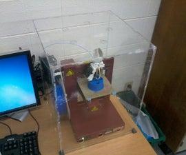 3D Printer Thermal Enclosure