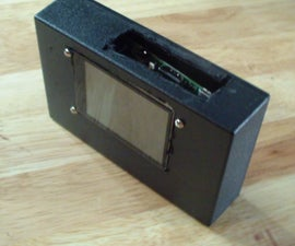 Simple Raspberry Pi Portable
