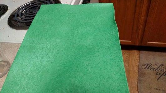 Imprinting the Foam