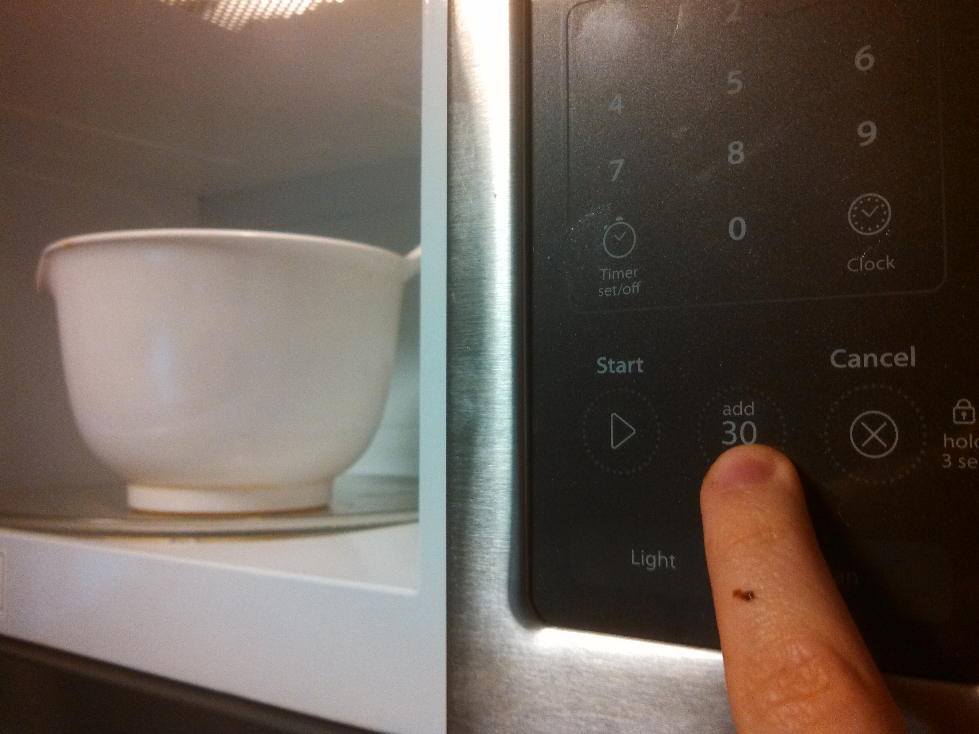 Picture of Microwave Your Chocolate