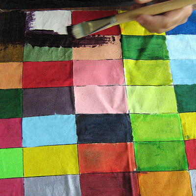 Picture of Painting Fabric