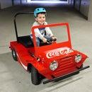 Mini Electrical Car - FTA Contest