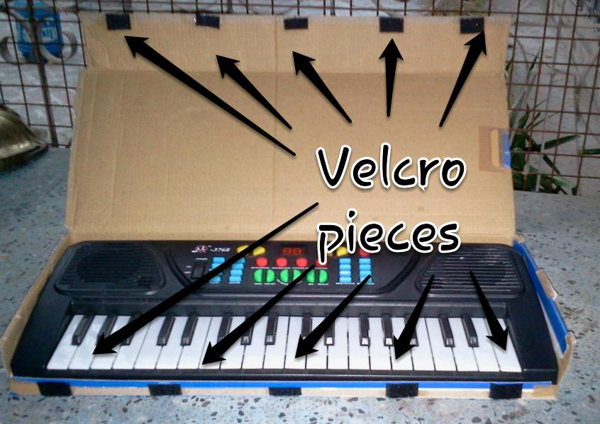 Picture of Stick Velcro