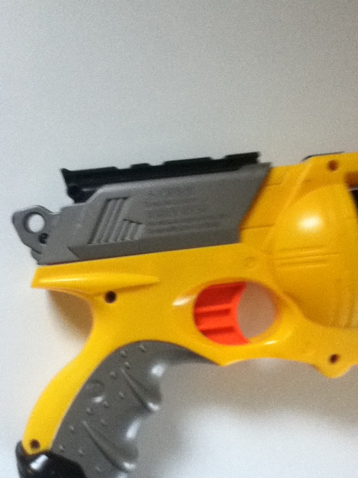 Picture of Put in Priming Handle Screws
