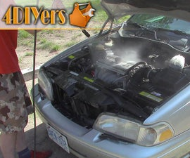 How to Easily Wash an Engine Bay