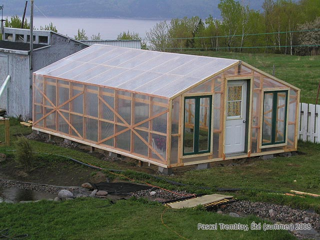 Picture of How to Build a Greenhouse - Step by Step Guide