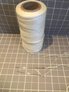 Saddle Stitching Items Together