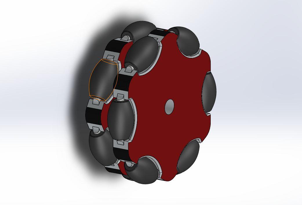 Picture of The Omni Wheel