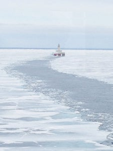 Figure Out How Thick the Ice Is