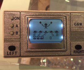 DIY Game & Watch
