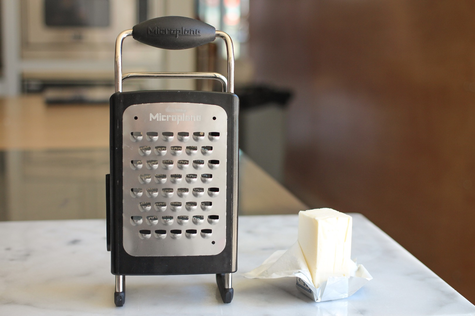 Picture of Method Two: Grate It