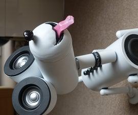 Meet 'Holman' the Ultimate Bluetooth Speaker