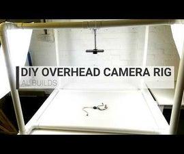 DIY PVC Overhead Camera Rig