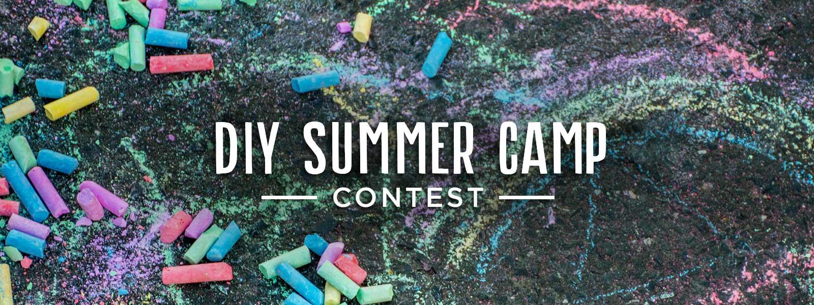 DIY Summer Camp Contest