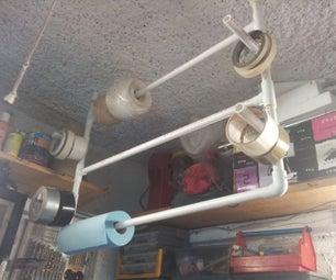 Workshop Hanging Organizer