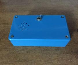 Arduino Pro Mini Music Box