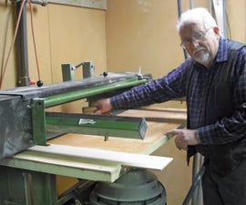 An Insight Into the Marquetry Art of Michael Retter