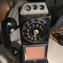 Oral History Booth From an Antique Payphone
