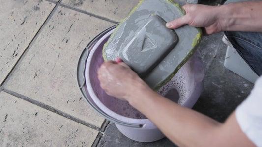 Casting the Aluminium Epoxy Part
